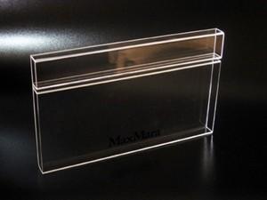 Brinde de Caixa de Acrílico Jardins - Brinde de Porta Treco em Acrílico