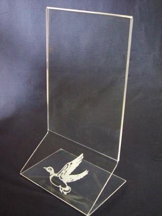 Display de Acrílico A4 no Campo Limpo - Display em Acrílico