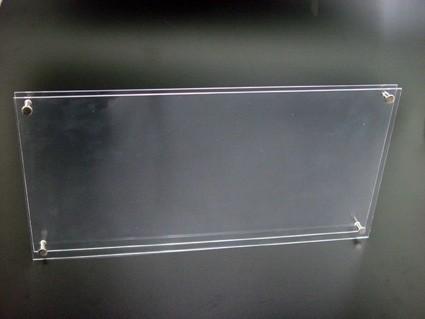 Display de Acrílico para Parede na Vila Mariana - Display em Acrílico