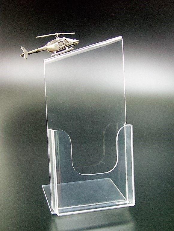 Displays de Acrílico Preço no Capão Redondo - Display de Acrílico A4