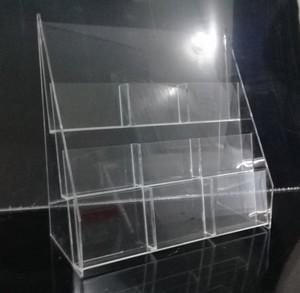 Expositor de Acrílico na Água Funda - Display de Acrílico A4