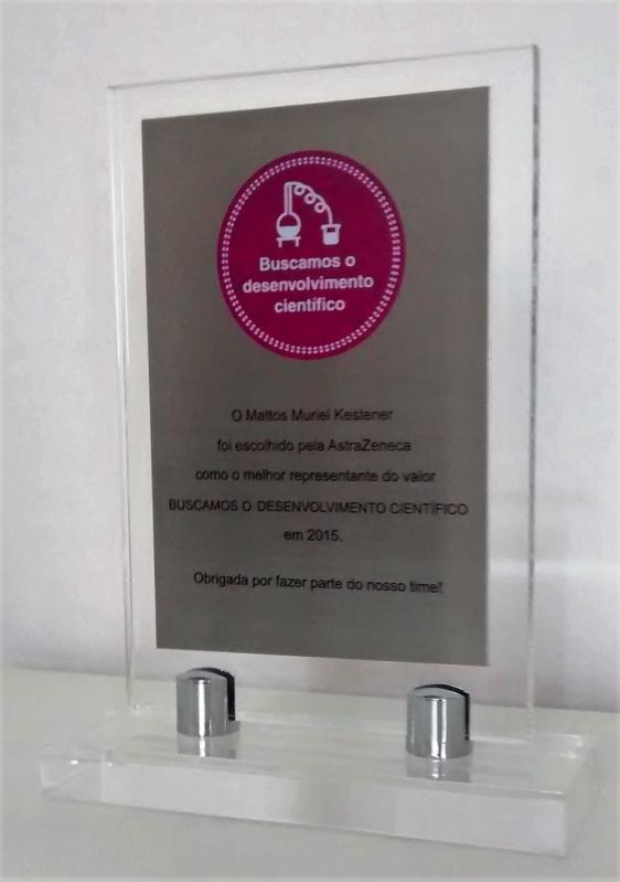 Fábrica de Troféus de Acrílico Personalizado em Sp Ipiranga - Troféu para Eventos Esportivos em Acrílico