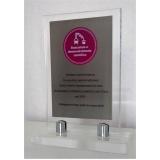 fábrica de troféus de acrílico personalizado em sp na Saúde