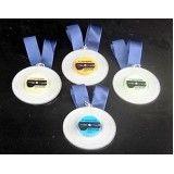 orçamento para medalhas de acrílico na Água Funda