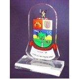 troféu de acrílico para encomenda preço em Parelheiros