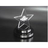 troféus de acrílico transparente para formatura Jockey Club
