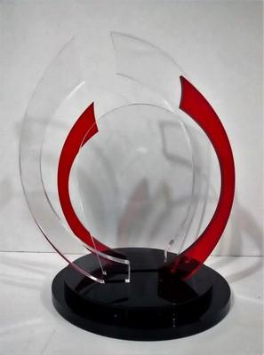 Troféu em Acrílico para Personalizar Preço Capão Redondo - Troféu Esportivo Colorido em Acrílico
