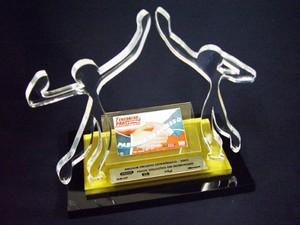 Troféu para Eventos Esportivos em Acrílico Preço Aeroporto - Troféu para Festa em Acrílico sob Medida